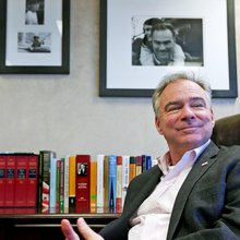 AHCA Medicaid cuts hurt schools, Kaine says
