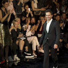 Designer Marc Jacobs Says 'Au Revoir' To Louis Vuitton