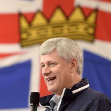 Is the Harper government expecting the courts to quash its 'exile' law?