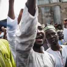 Time to Change, Nigeria Tells Its People
