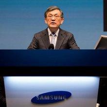 Presidente da Samsung renuncia ao cargo e cria vácuo de liderança - Link - Estadão