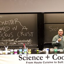 José Andrés at Harvard: 'The World of Gels Is Huge!'