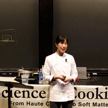 Joanne Chang's Harvard Lecture: 'The Science of Sweets'