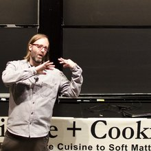 Wylie Dufresne at Harvard: Meat Glue and the 'Dirty Little Secrets of Chefs'