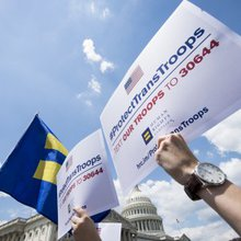 LGBT advocacy org. on transgender ban: 'We have every intention of challenging it in court'