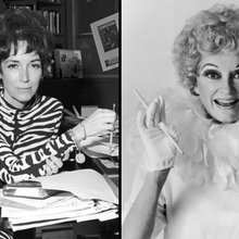 Beauty and life lessons from Helen Gurley Brown and Phyllis Diller - CNN.com