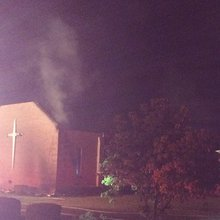 Arson ruled out after South Carolina black church destroyed
