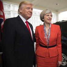 Theresa May's much awaited response to Trump Charlottesville rhetoric - KCW Today