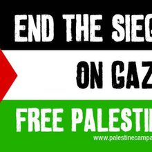 Malcolm X Grassroots Movement Stands In Solidarity With Palestine