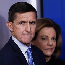Flynn stopped military plan Turkey opposed - after being paid as its agent