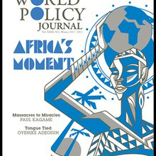 Coda: Plus Ça Change: Along the Rue de Caumartin [Doing No Harm]   World Policy Institute