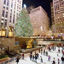 There's no place like NYC for the holidays - The Boston Globe