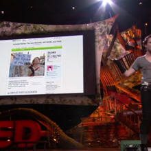 At TED, miracles and fears