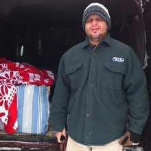 Homeless for 30 Days: Braving the Cold for a Cause