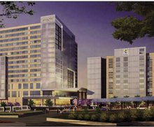 Headquarters Hotel: Convention center, proposed Hyatt face growing competition