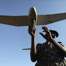 How to Fight Poachers With Drones and Big Data