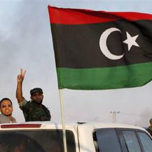 At Bani Walid party, Libya fighters look to future | Reuters