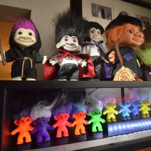 Henderson woman collects lovable trolls