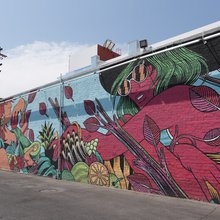 Here's a look at Life is Beautiful's murals in downtown Las Vegas - PHOTOS