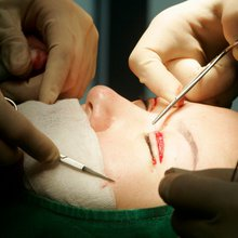 South Korean High Schoolers Get Plastic Surgery for Graduation