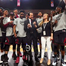 Maple Leaf in New Mexico: Meet Canada's March Madness team