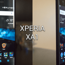 Sony XPERIA XA1 a midrange device with lots of features! [Price Update]