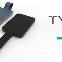Very slim ultra portable powerbank the FLIPCARD by TYLT