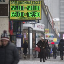 Russia Defends Ruble With Biggest Rate Rise Since 1998