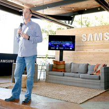 Samsung President Tim Baxter Says Virtual Reality Is Ready For Primetime