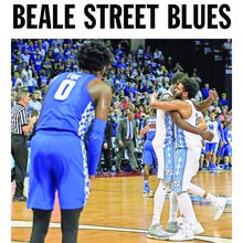 University of Kentucky loses in NCAA Tournament in Memphis, Tenn.