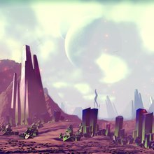 The future of archaeology starts with No Man's Sky - Versions