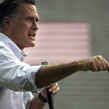 Mitt Romney's Bailout Bonanza | The Nation