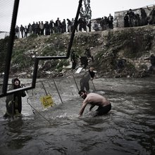 Behind the Picture: Aleppo's River of Death