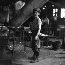 Tracking Down Lewis Hine's Forgotten Child Laborers