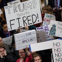 Corporate America vs President Trump