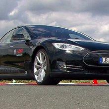 Bosch brain drives autonomous Tesla car - BBC News