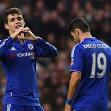 Chelsea FC Reject Audacious Bid For Oscar