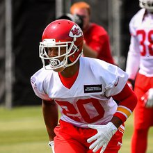 Second-year CB Steven Nelson hungry for bigger role in Chiefs' defense