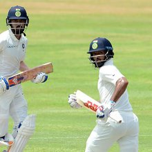 India tour of Sri Lanka: Test series in numbers