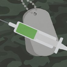 Could a ​Simple Injection Treat PTSD Symptoms?