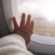 The Perks and Perils of Flying with a Newborn