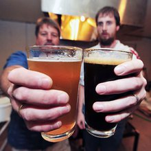 Beer from here: Alabama's only brewpub opens at Heroes in Weaver - WEAVER - Joe Donahue walked am...