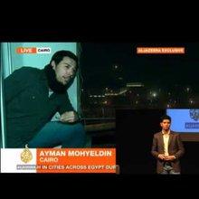 Riyaad Minty, Al Jazeera - Closing Keynote. Media Evolution The Conference 2011
