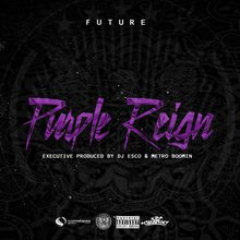 Future basks in addiction, incredible success in 'Purple Reign'
