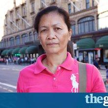 'I slept on the floor in a flat near Harrods': stories of modern slavery