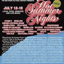 Hot Summer Nights Debuts in Austin This Weekend - 365 Things to Do in Austin, TX