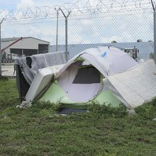 Hundreds of Miami Sex Offenders Live in a Squalid Tent City Near Hialeah