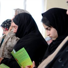 Concern for Afghan women's rights after U.S. exodus
