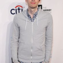 Last Night at the Webby Awards, Patton Oswalt Tried to Give David Karp a Wedgie