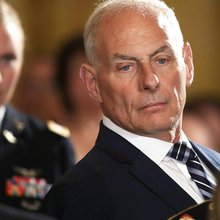 Why John Kelly's military leadership skills may play a critical role in Trump's success